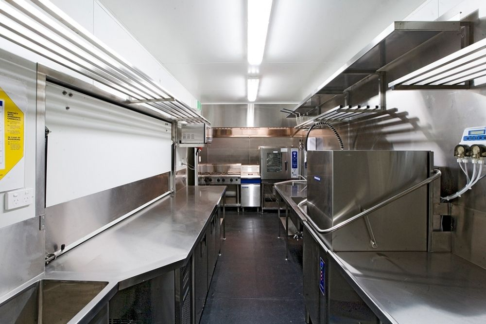 shipping container commercial kitchen google search chaos rh pinterest co uk