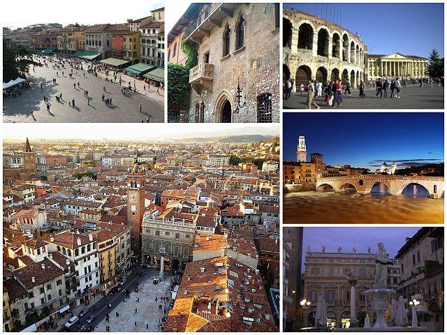 "Verona,the Italian city of love which inspired Shakespeare to write ""Romeo and Juliet "" ! #love"