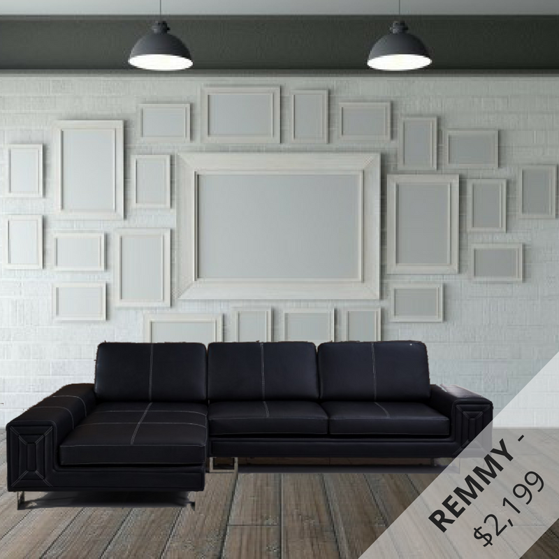 latest sofa designs for living room%0A Room    The Remmy sofa challenges conventional designs