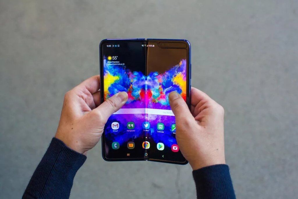 What Is There New In Samsung Galaxy Fold New Samsung Galaxy Samsung Galaxy Samsung