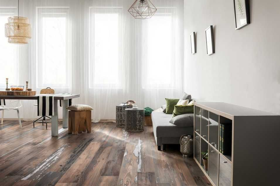 rooms living 12 hasley manor wood plank porcelain tile living room rh pinterest com