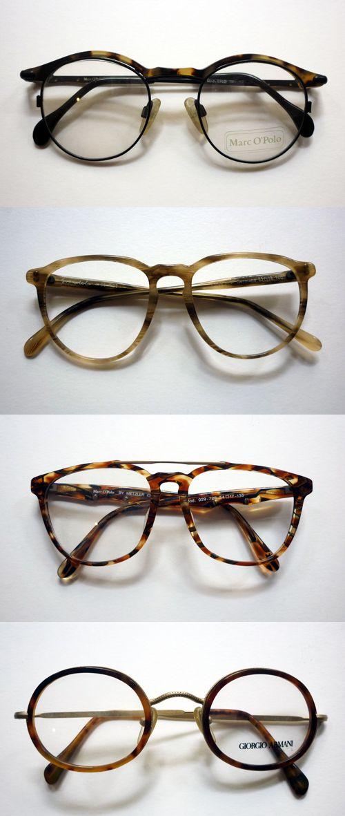 Love tortoiseshell round specs   Glasses   Pinterest   Brille ...