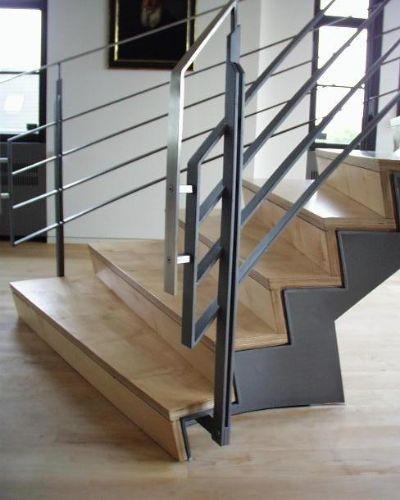 treppen balkone gel nder edelstahl stahl treppe pinterest gel nder stahl und treppe. Black Bedroom Furniture Sets. Home Design Ideas