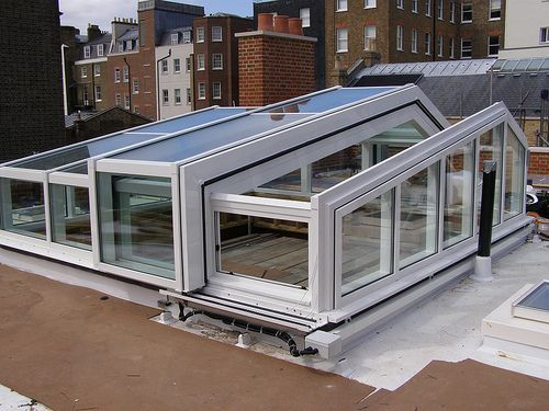 Opening glazed Roofs | sliding roofs lift top roofs retracting roofs sliding roofs & Opening glazed Roofs | sliding roofs lift top roofs retracting ...
