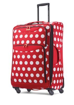 American Tourister Multi 21-in. Minnie Mouse Polka Dot Softside Spinner b68841af467f7