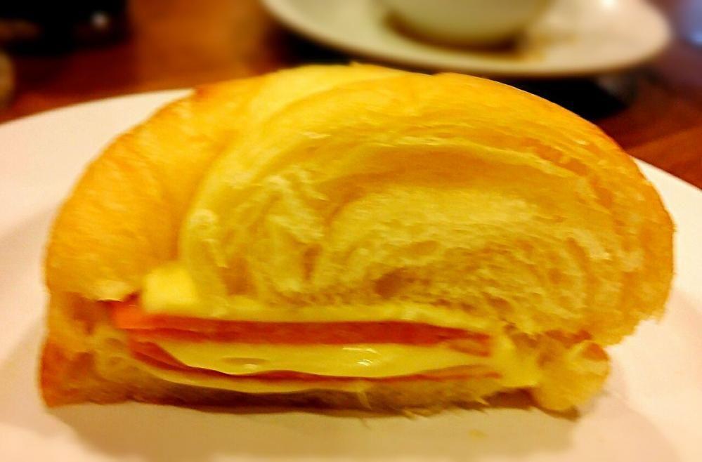 ham & cheese...