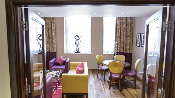 Doubletree By Hilton Hotel London Marble Arch England