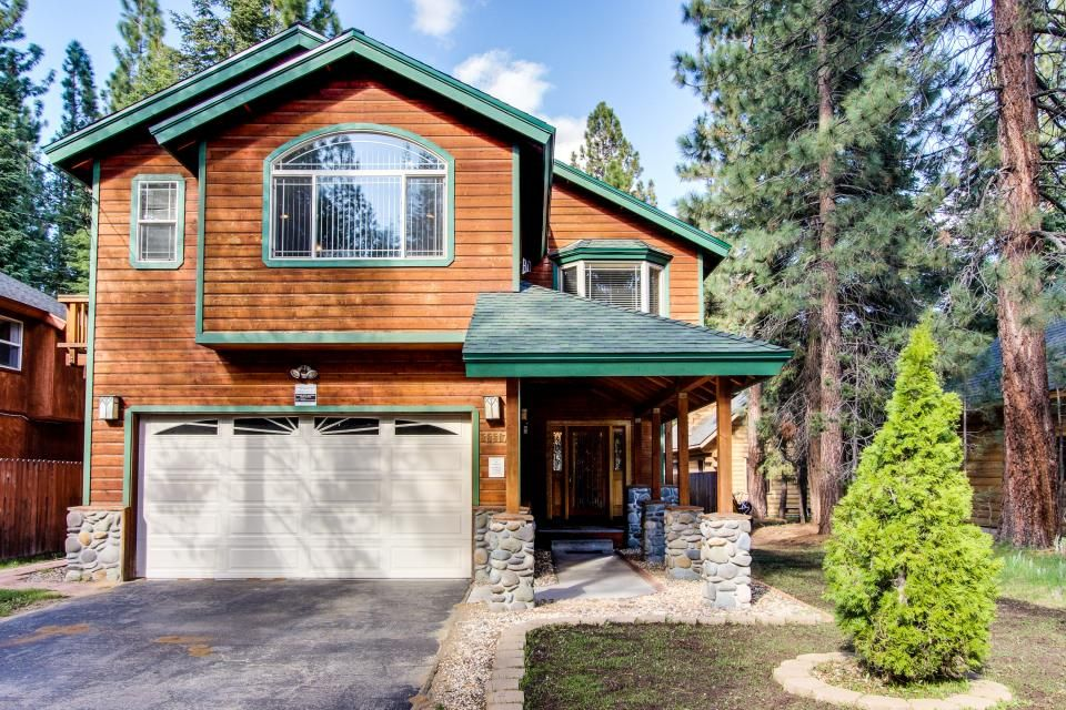 south lake tahoe ca vacation rental spruce grove cabins 5 rh pinterest com