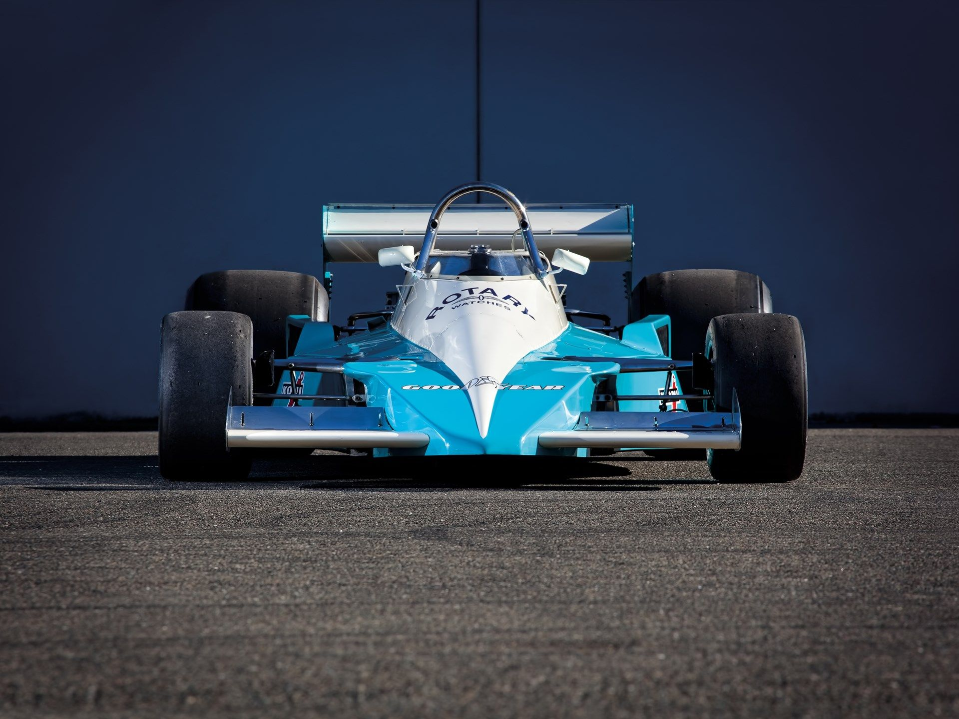 Brm P207 1975 Racing Formula One Sports Car Racing