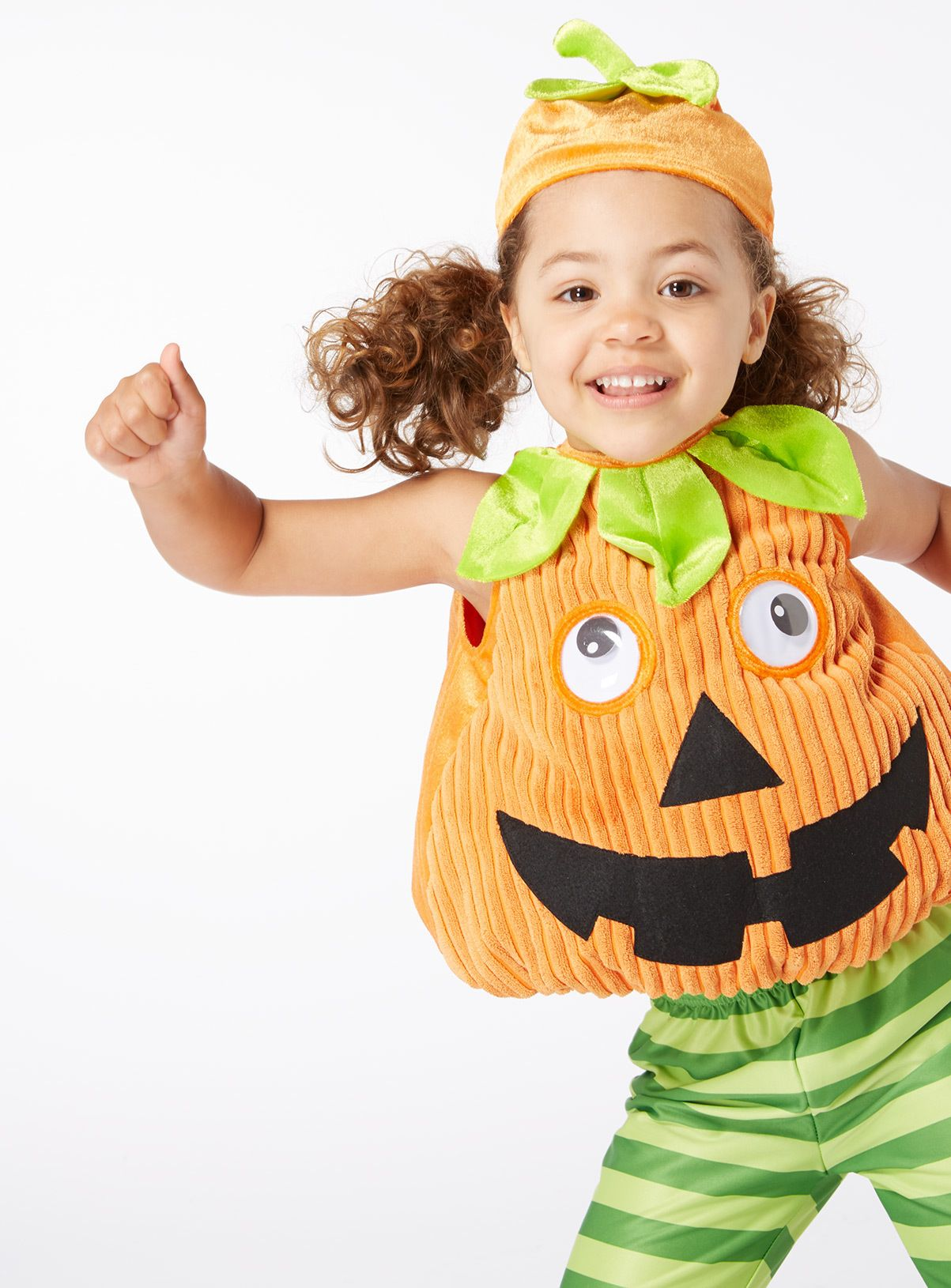 Help your little one be extra scary this Halloween as a