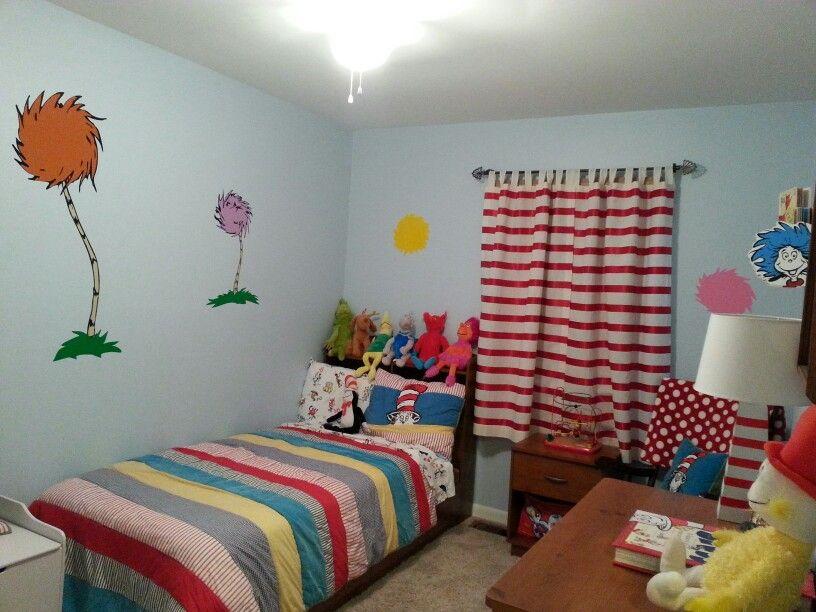 Dylanu0027s Dr Suess Bedroom Dylanu0027s Dr Suess