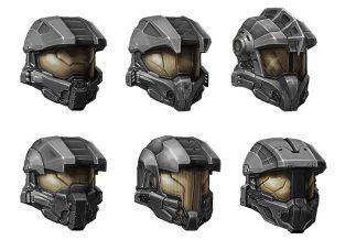 Halo Ce Master Chief Concept Art