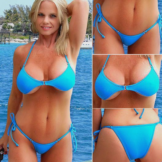 The Best Bikini Tops and One Pieces For a Small Bust   The Mom Edit    RF com
