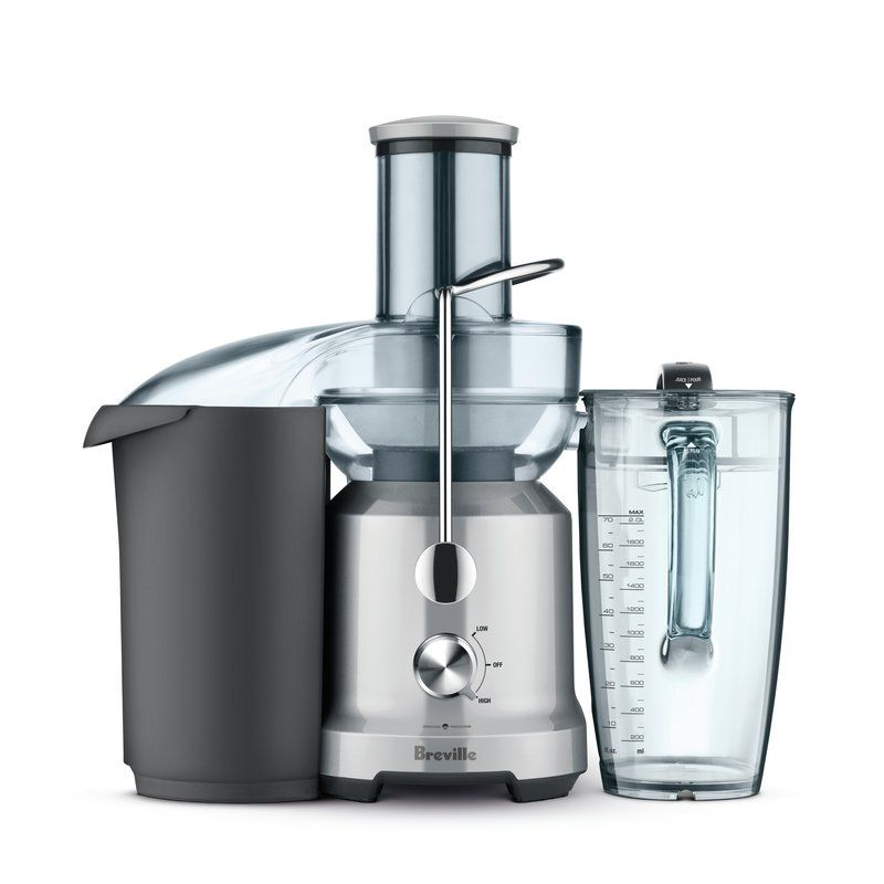 Breville the juice fountain cold electric juicer best