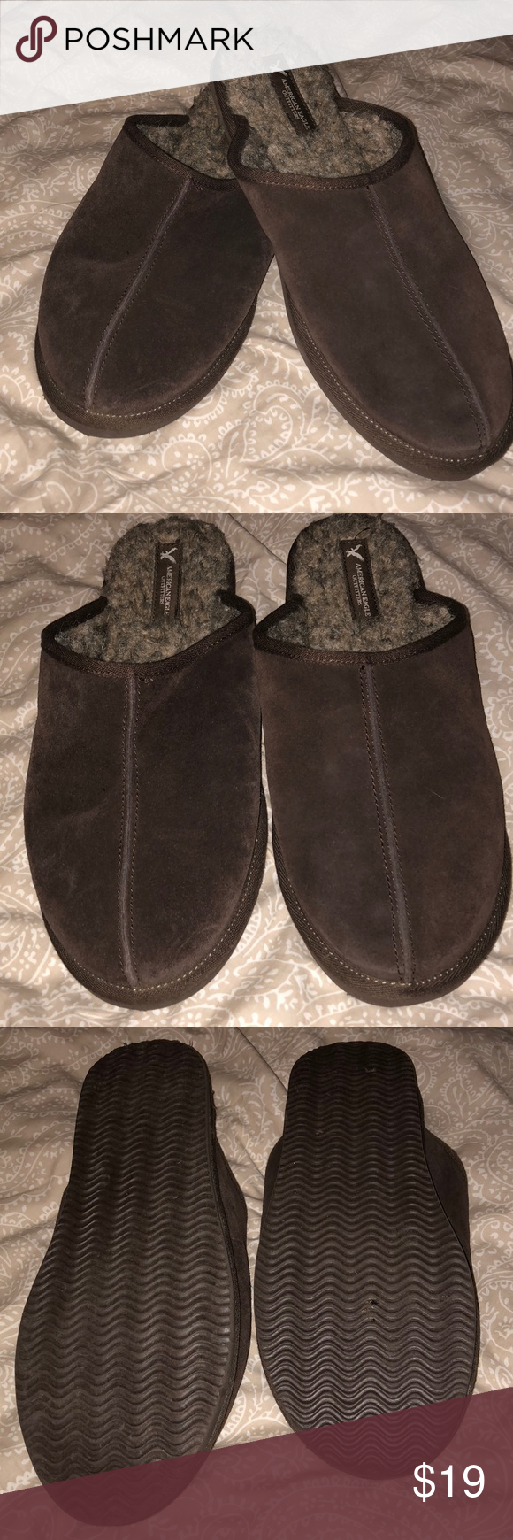 NWOT American Eagle slippers | American