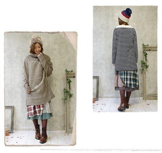 Details zu Petticoat tunika lagenlook karo vintage antik nadir ...