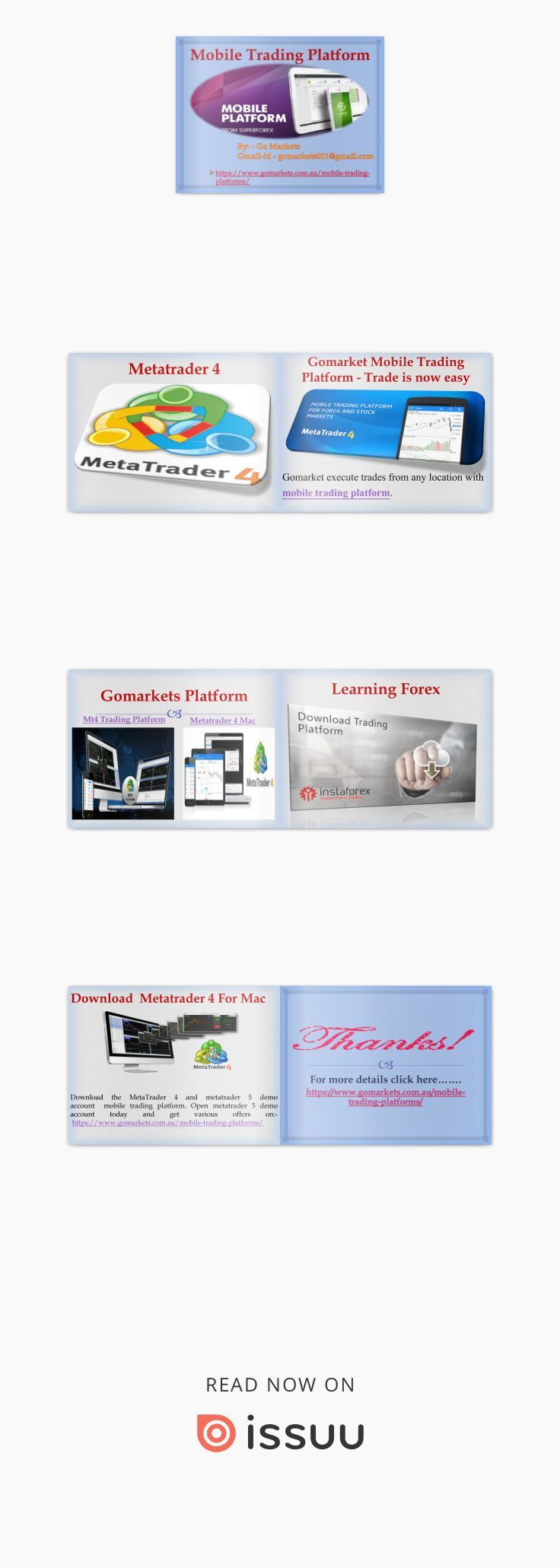 Go Markets Mt4 Download Marketing Iphone Learning
