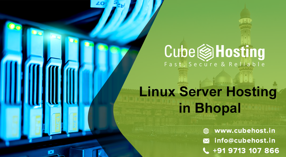 Cube Hosting - #Linux #Server #Hosting Services provider in
