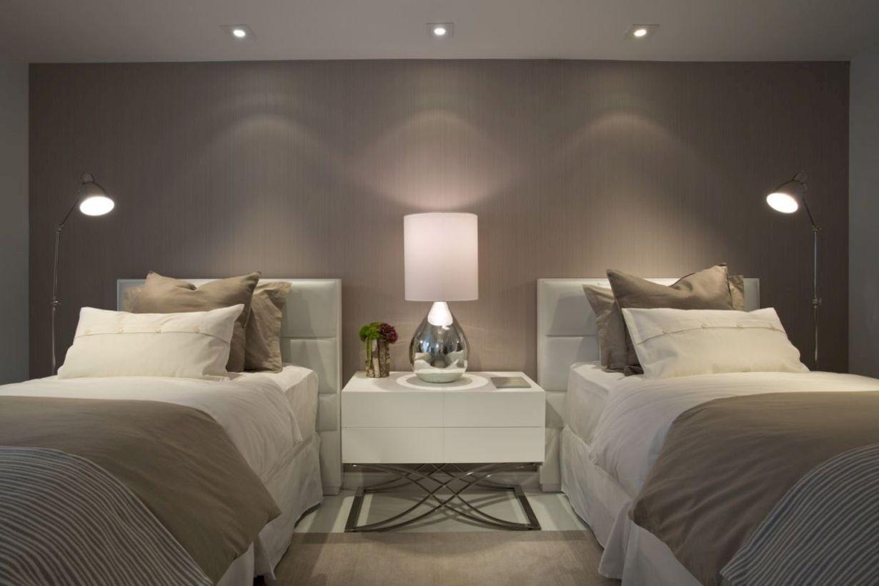 Best 44 Small Master Bedroom Decor Ideas Modern Minimalist 640 x 480
