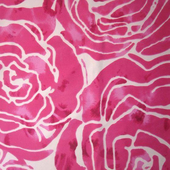 Camille Apparel Fabric Peachskin Rose Fuchsia, , hires