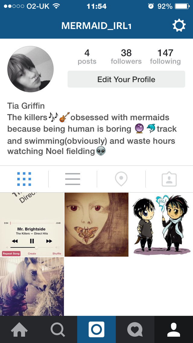 Follow me on Instagram at mermaid_irl1 for follow back xx
