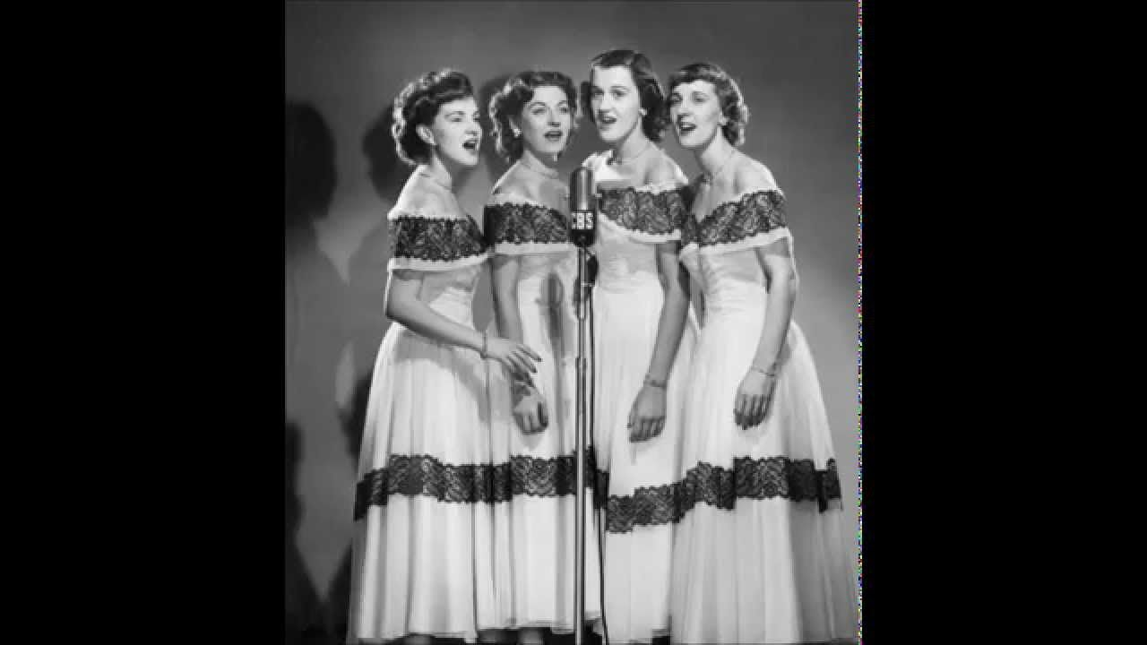 The Chordettes, Wooden Heart (1961)