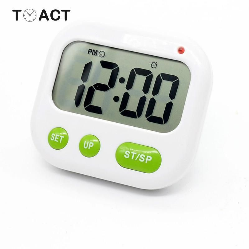 Desktop Display Student Clock Desk Gadgets Vibration Alarm Clocks
