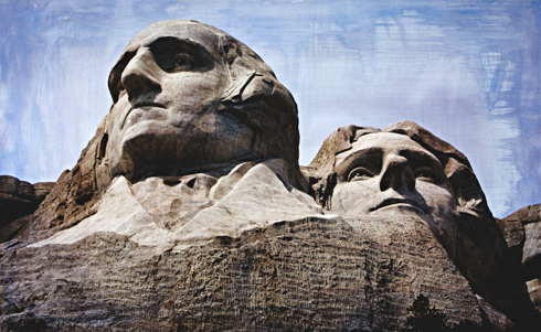 Road To Rushmore In 50 Images Image Mount Rushmore Road