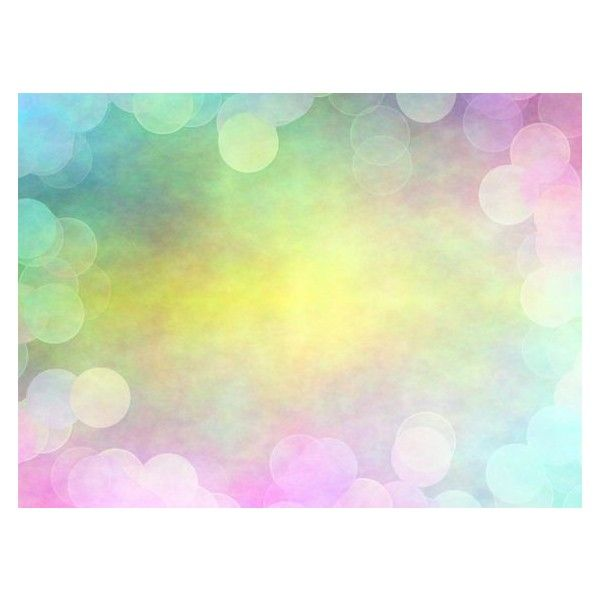 Pastel Rainbow Backgrounds Liked On Polyvore Featuring