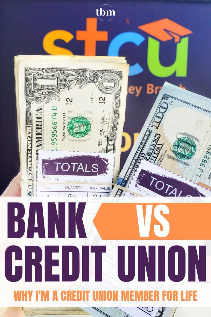 Banks vs credit union which one is better credit union