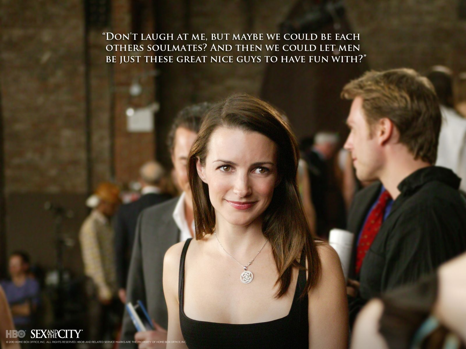 Sex and the City Quotes - TV Fanatic