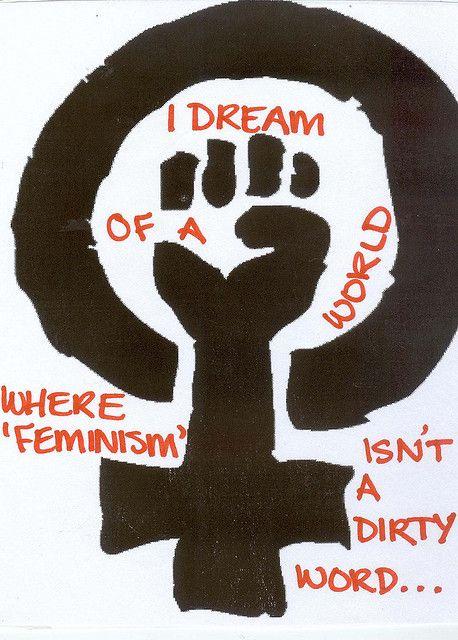 I'm a Feminist and I'm fucking proud!!!