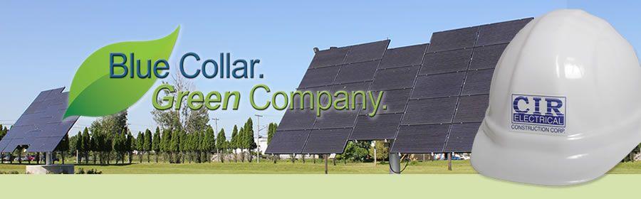 Cir Solar Web Site Green Companies Solar Tracker Solar
