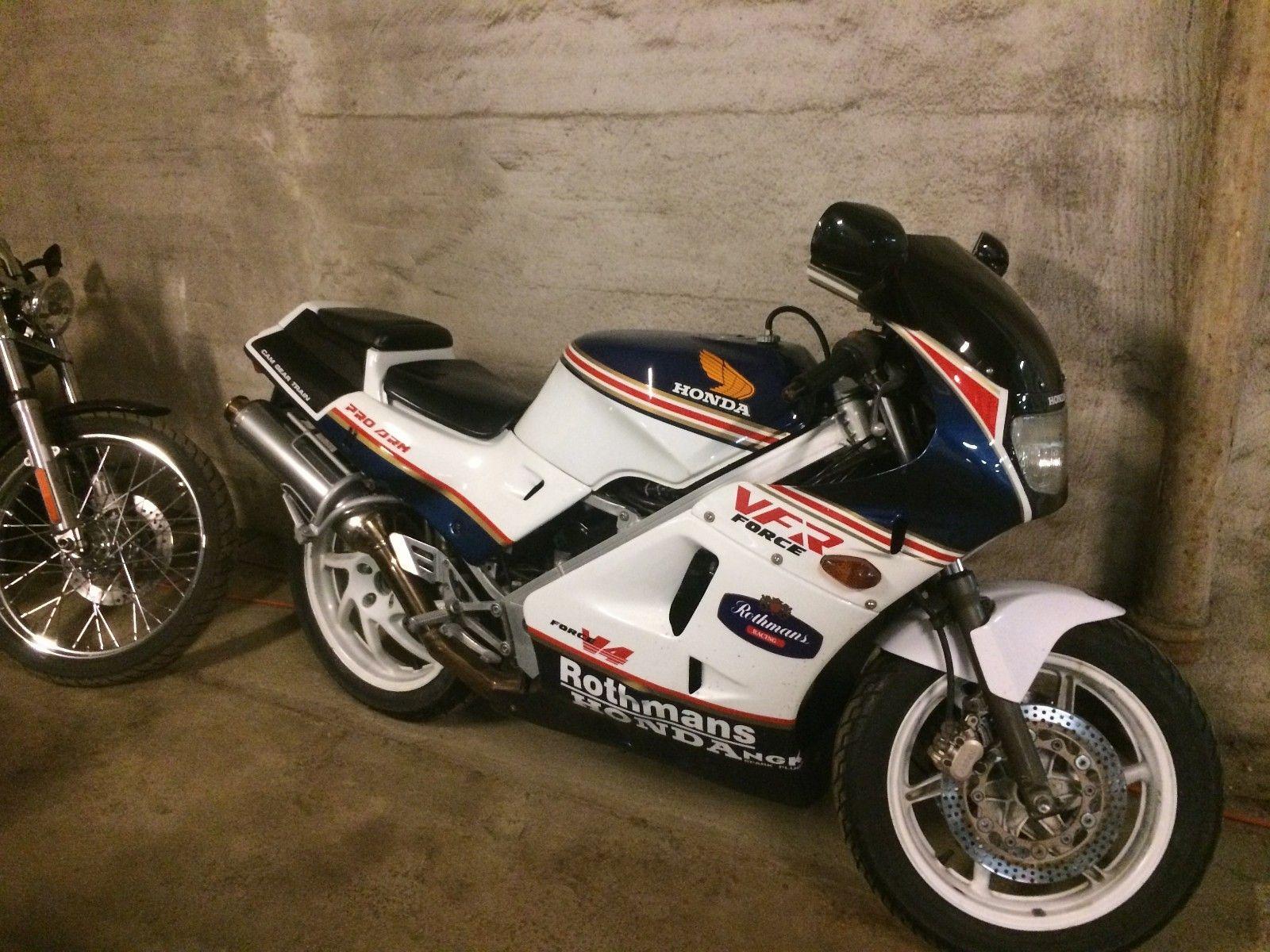 FINN – Honda VFR 400 R Rothmans