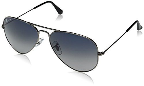 lentes ray ban aviator large metal