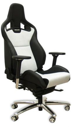 RECARO Office Sportster, this would be an awesome game or computer ...