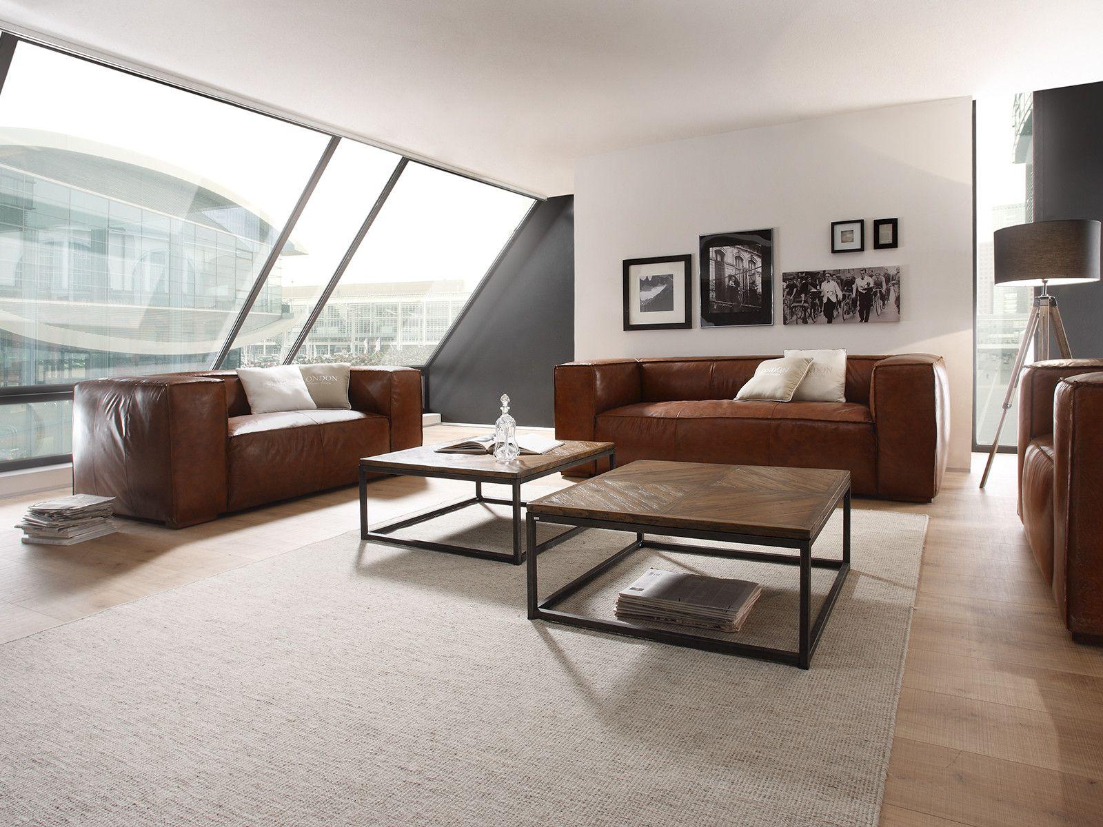 Groß Wohnzimmer Vintage Style Braun Bilder - Die Designideen für ...