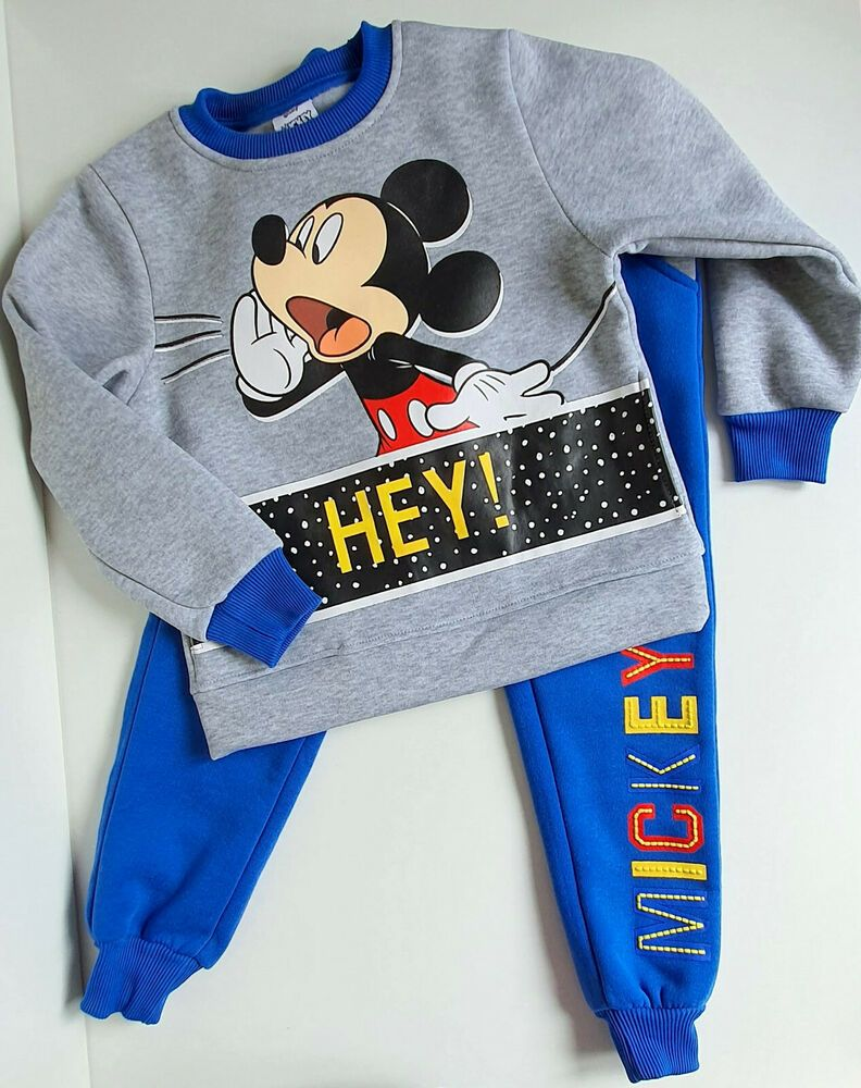 Hose Sweatshirt Mickey Mouse Baby Jungen T Shirt