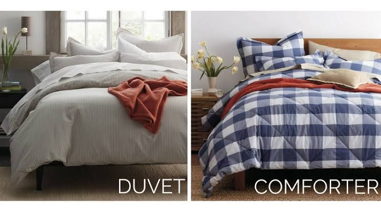 Difference Between Duvet And Comforter Quilt Cover Bed Cover Design Comforters