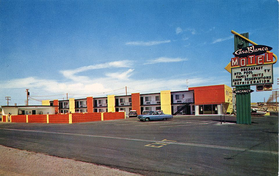 Casa Blanca Motel Las Vegas Motel Las Vegas Nevada