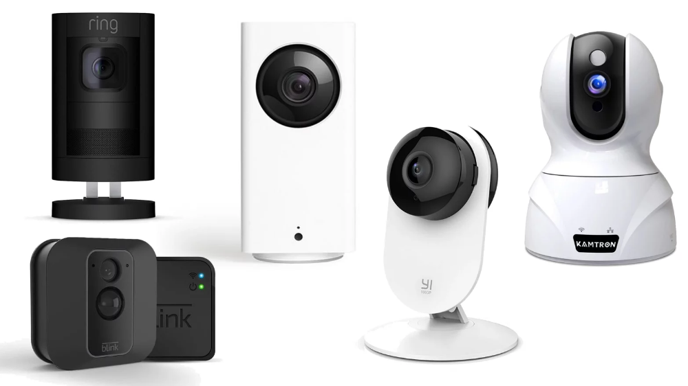 5 Best Selling Simple Easy To Use Security Cameras That You Can Get On Amazon Home Security Systems Home Security Tips Security Camera
