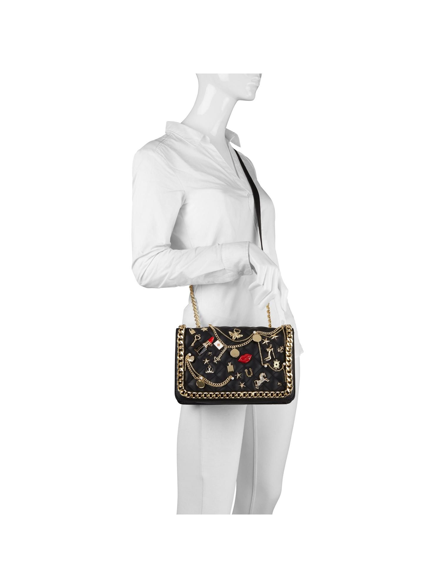 30098e08932 Buy your Aldo Lousana Cross Body Bag With Charms online now at House of  Fraser. Why not Buy and Collect in-store