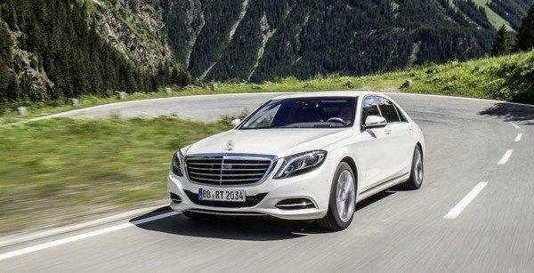 Mercedes S550 hybrid – Sedan hạng sang, công nghệ đỉnh cao - Giá Xe Mercedes Vito | Mercedes Hàng Xanh