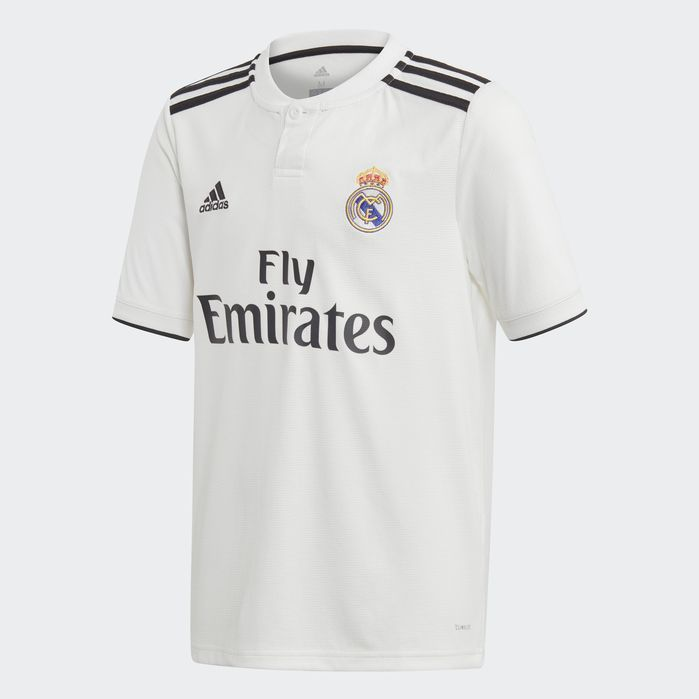low priced d7d08 b2221 Real Madrid Home Jersey | Products in 2019 | Real madrid ...
