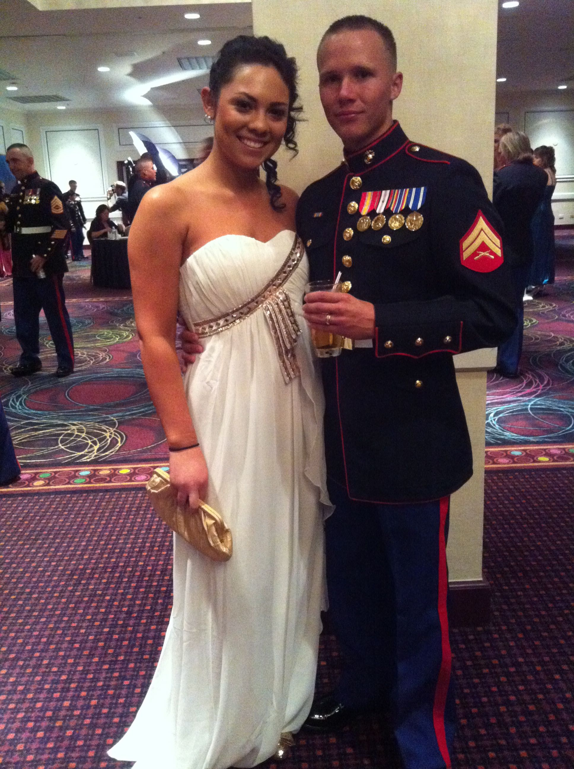 20 Marine Ball Gown Dress Pictures And Ideas On Carver Museum