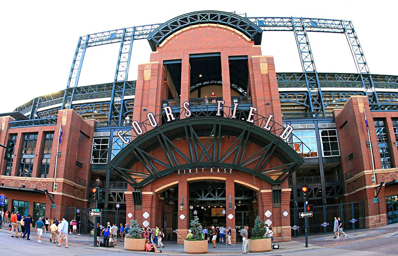 Pin By Randy Champion On Places I Ve Been Colorado Rockies Denver Vacation Mile High City