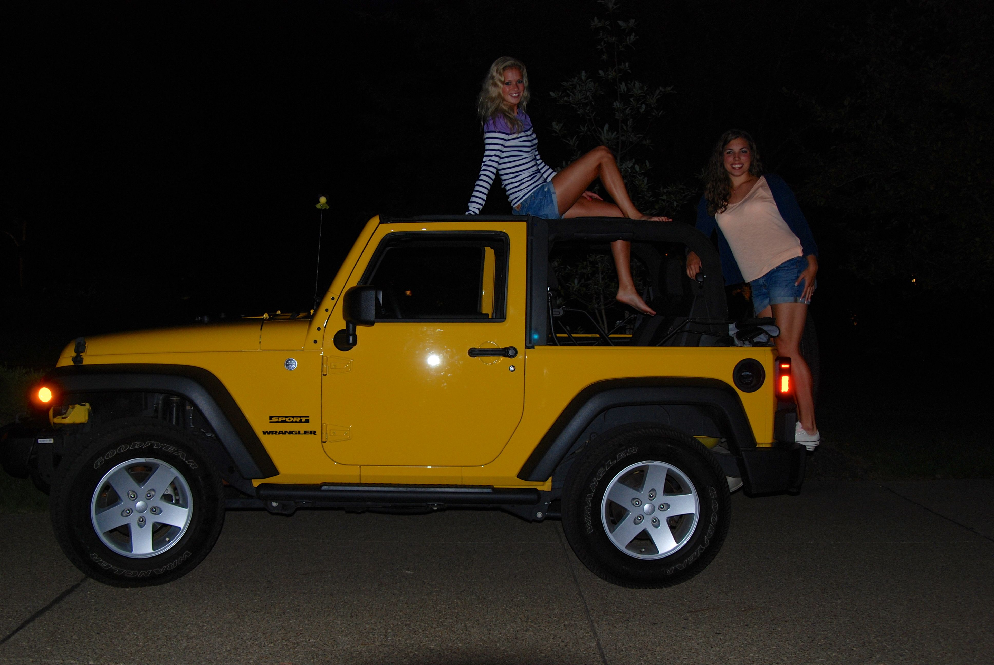 My Dream Car Yellow Jeep Wrangler Yellow Jeep Jeep Wrangler