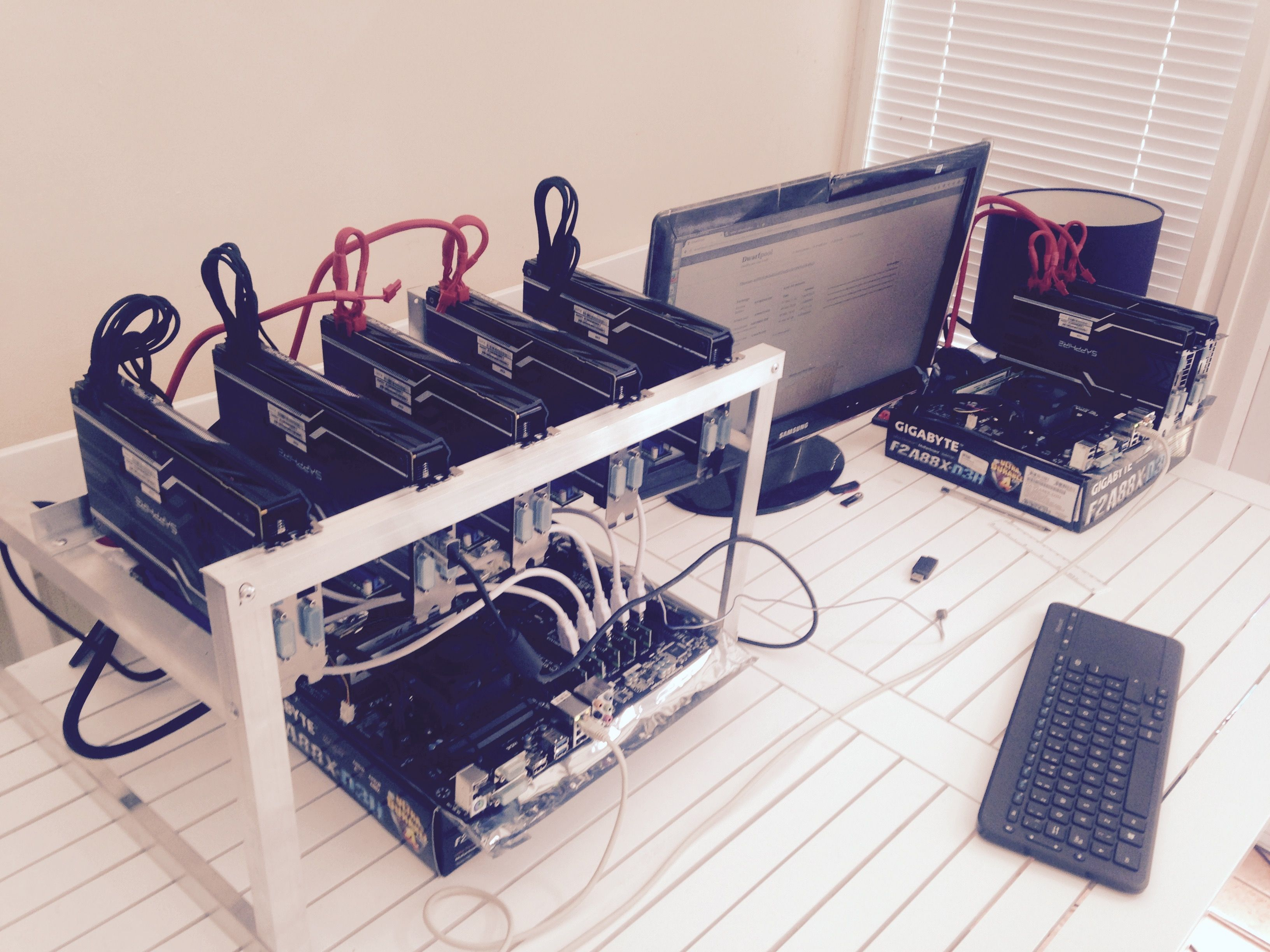 Show Us Your Rigs Page 2 Bitcoin Mining Rigs Bitcoin Mining Ethereum Mining