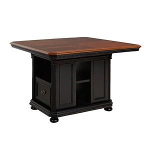Casual Elegance Kitchen Island | Nebraska Furniture Mart