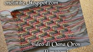 https://www.youtube.com/user/crochetbyonelini/search?query=punto tappeto